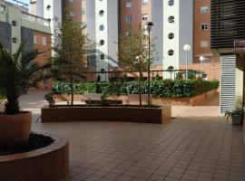 Hotel fotoğraf: apartamento 100 metros.especial trabajadores empresa