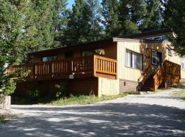 Hotel photo: Bell Cabin - The Alpine Club of Canada