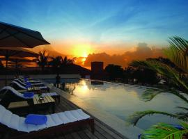 Hotel near Tanzānija