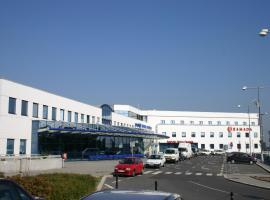 酒店照片: Ramada Airport Hotel Prague