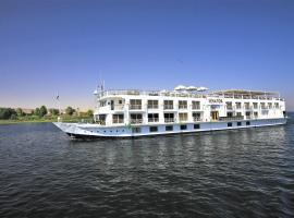 Hotel photo: Steigenberger Senator Nile Cruise - Every Saturday from Luxor for 07 Nights