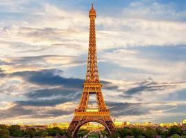 รูปภาพของโรงแรม: Appartement près de la Tour Eiffel