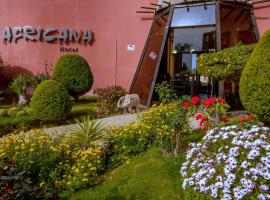 Hotel photo: Africana Hotel & Spa