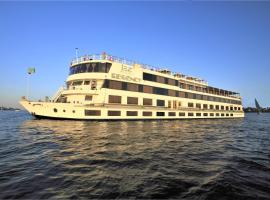 Hotel photo: Steigenberger Regency Nile Cruise - From Luxor for 07 Nights every Thursday and Saturday - From Aswan for 03 Nights every Monday