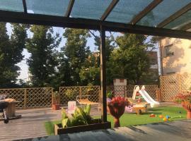 酒店照片: Stanza Privata, Open Space e Big Terrazza Luminosa