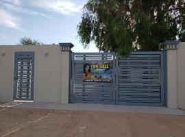 Хотел снимка: La palapa/pool house, safe,modern