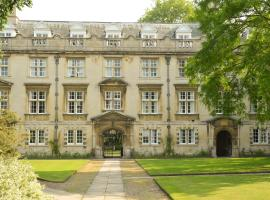 Hotel near Кембридж