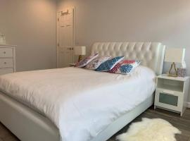 Hotel photo: Brand New Cozy 2 Bedroom Apartment in Carroll Gardens