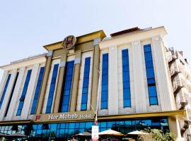 Hotel near ギーザ