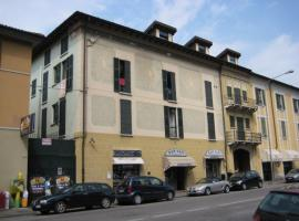 Hotel photo: Mansardina di Piazzale Garibaldi