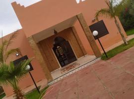 Hotel photo: villa amzil
