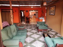 Hotel photo: Apartamento Amueblado Cartagoo
