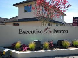 A picture of the hotel: Executive On Fenton