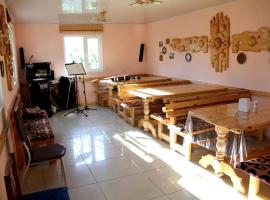 Hotel photo: Guesthouse Alakol