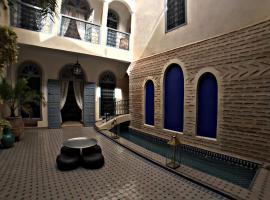 Ξενοδοχείο φωτογραφία: Riad Bel Haj
