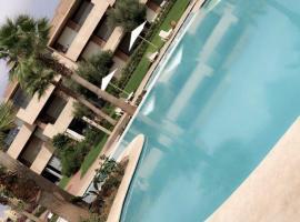 Hotel foto: Prestigia Appartement haut standing golf