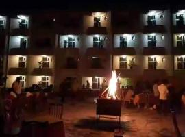 Hotel near Dese