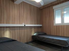 Hotel fotografie: Apartamentos Urgel
