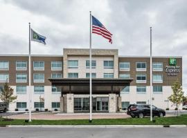 Hotel fotografie: Holiday Inn Express & Suites - Allen Park
