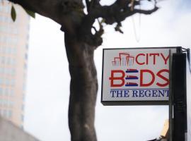 Hotel Foto: City Beds - The Regent