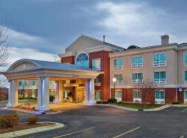 Hotel photo: Holiday Inn Express Hotel & Suites Grand Rapids-North