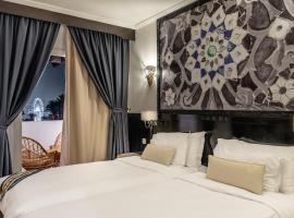 Hotel photo: Odyssee Park hotel