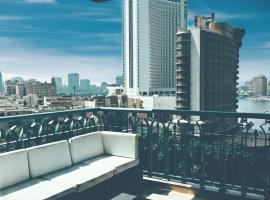 Hotel photo: Four season Nile plaza apartment