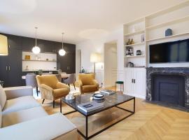 รูปภาพของโรงแรม: Sublime et neuf appartement Tour Eiffel (branly)
