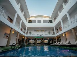 Hotel near Laventille
