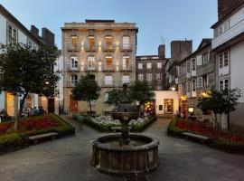 Hotel near Santiago di Compostela