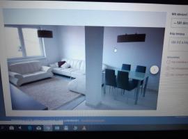 Хотел снимка: Belvárosba új apartman kiadó