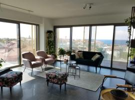 Hotel near Jaffa