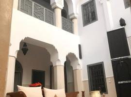 Hotel photo: Riad Hadika Maria