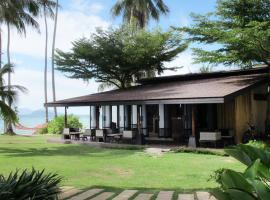 Hotel photo: Seavana Koh Mak Beach Resort