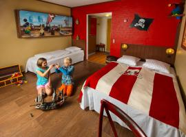 A picture of the hotel: LEGOLAND Pirates´ Inn Motel