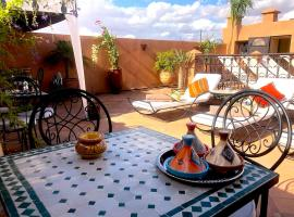 Hotel photo: Marrakech - Riad Zouaki
