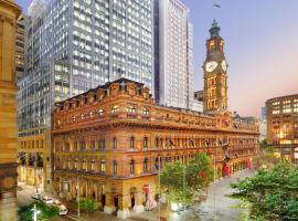 Hotel near Sidney