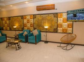 Hotel fotoğraf: Al-Nabares Palace Apartment Hotel