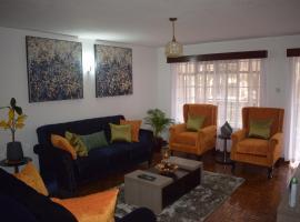 Hotel photo: Urban Chic Apartment Upperhill Nairobi