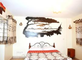 Hotel photo: Artistic Themed Apartments in the City _neoafriq