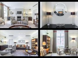 Hotel photo: Fantastic 3 bedrooms apartment in Westminster