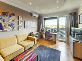 Hotel Foto: Luxury apartment in the heart of Budapest