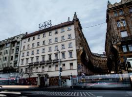 Фотографія готелю: Budapest Eye Luxury Suites