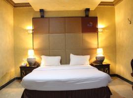 Hotel photo: Beach Palace Furnished Units