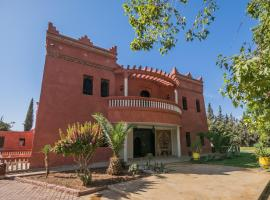 Hotel photo: Villa B and B Marrakech Palmeraie