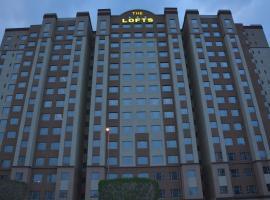 Hotel near Fintās