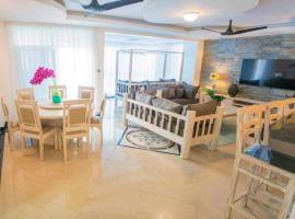 Hotel photo: Modern 3 bedroom Apartment in Nyali