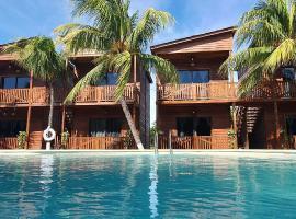Hotel photo: Cabañas Coconut