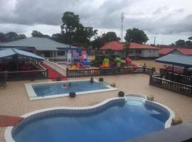 Hotel near Kenema
