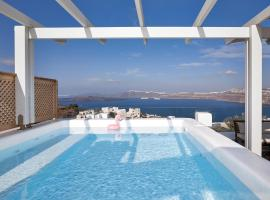 A picture of the hotel: Admiral's House Santorini